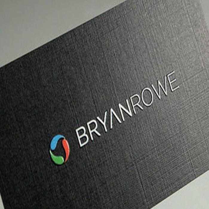 Modern business cards elegant business cardsunique business cards linen business cards reheart Gallery